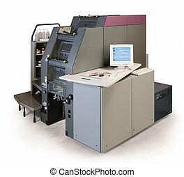 digital, imprenta