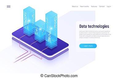 Digital information technologies, networking, data processing, c