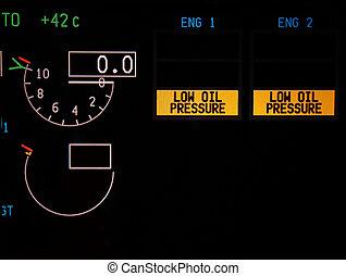 Digital instrument panel