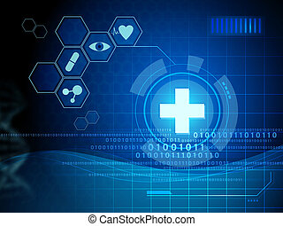 Digital medicine interface