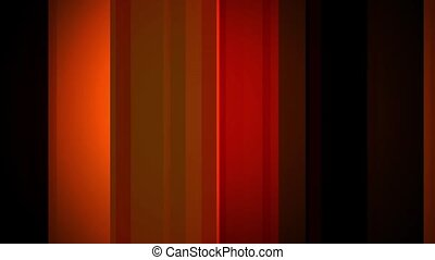 digital perfectly loop of abstract orange vertical lines moving background animation hd 1080p