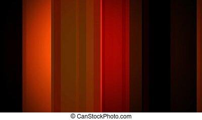 digital, perfectly, schleife, von, abstrakt, orange, vertikale linien, bewegen, hintergrund, animation, hd, 1080p