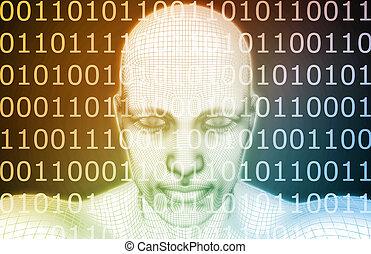 Digital Persona and Personal Representation or...
