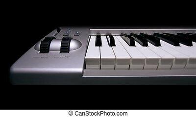 Digital portable piano