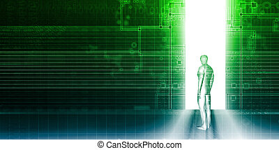 Digital Portal