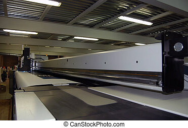 Digital printing - wide format
