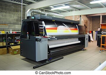 Digital printing - wide format prin - Digital printing...
