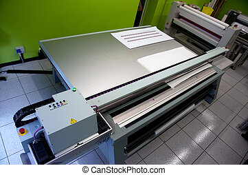 Digital printing - wide format printer - Digital printing ...