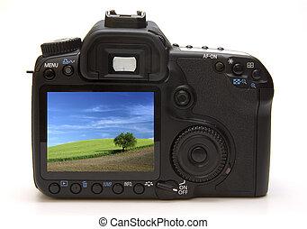 Digital professional camera