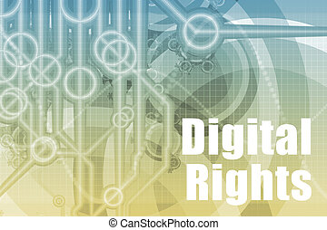 Digital Rights Abstract