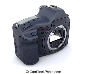 Digital SLR Camera Body
