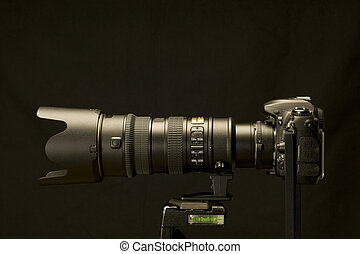 Digital SLR With Powerful Zoom