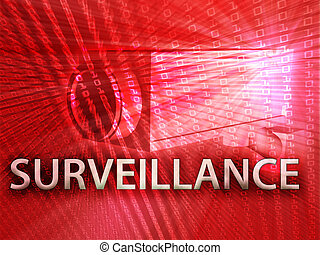 Digital surveillance