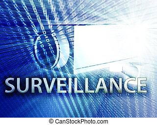 Digital surveillance - Security video camera digital...