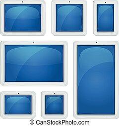 Digital Tablet PC Set