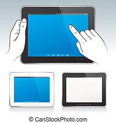 digital tabletta