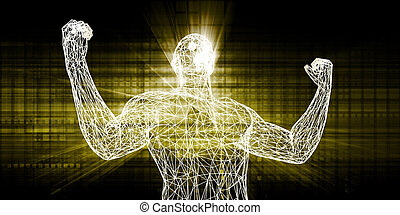 Digital Technology with Humanoid as a Futuristic Concept