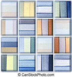 Digital Tile Design mosaic