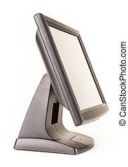 Digital touchscreen terminal, atm machine
