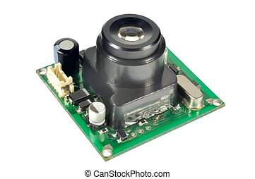 Digital video camera module - Module miniature digital video...