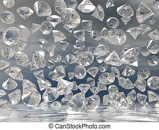 digital visualization of diamonds