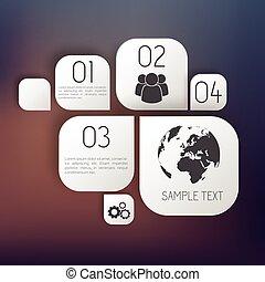 Digital Web Design Concept