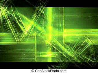 Digital World - digital color of my mind..