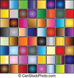 digitale , abstract, bruine , kunst, achtergrond, concepten, beeld, geometrisch, illustratie, rooster, achtergrond, kleurrijke, creatief, grijs, ontwerp, effect, digitaal, decoratief, l, element, kleur, kunstwerk, black