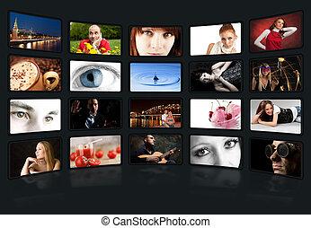 digitale , foto gedenkboek