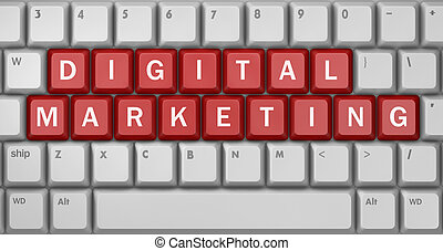 digitale , marketing