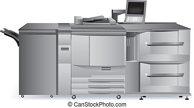 digitale , printer