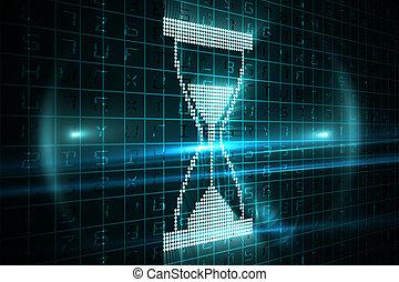 digitale , tijdopnemer