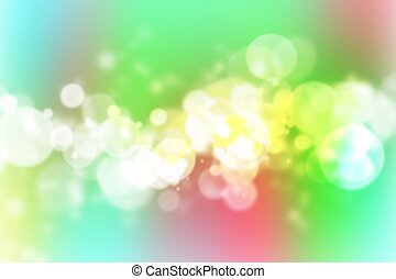 digitally generated image of colorful background