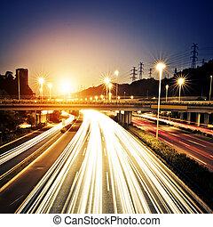 digiuno, spostamento, automobili