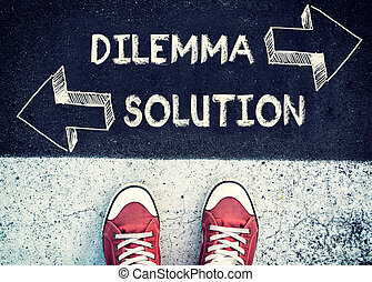 Dilemma and solution