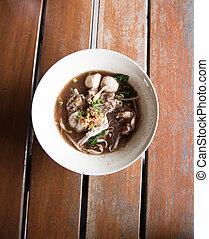 KUAYTEAW - dilicious food from thailand call KUAYTEAW