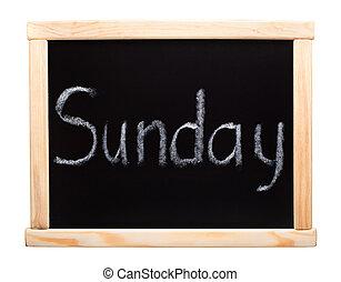 dimanche,  week:, jours