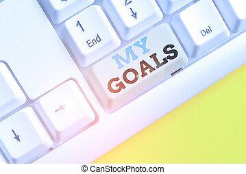 dimostrare, testo, goals., scrittura, risultato, space.,...