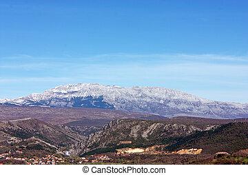 dinara, berg