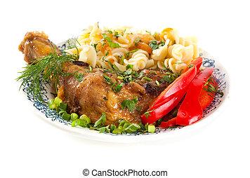 diner, maaltijd