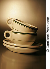 Diner Ware - Hercules vitrified restaurant ware, coffee cup...