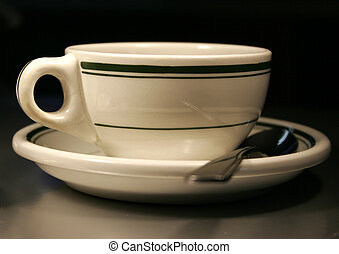 Diner Ware - Hercules vitrified restaurant ware, coffee cup