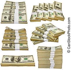 dinero, bueno, trato