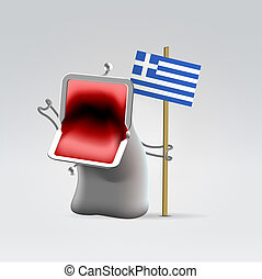 dinero, grecia