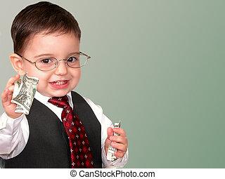 dinero, mr., bolsas