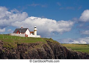 Dingle lighthouse