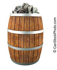 dinheiro, 3d
