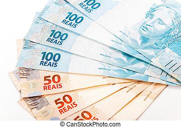 Dinheiro, Brasileiro