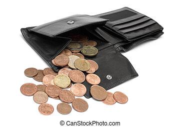 dinheiro, cheque