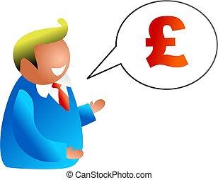 dinheiro, conversa